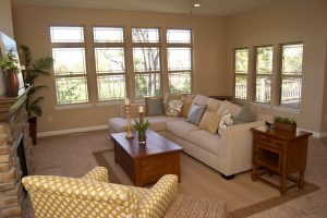 Staging Homes to Sell